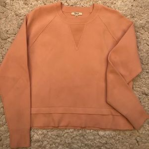 Madewell crew neck pullover